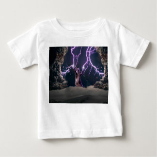 Lightning cat--kitty-pet-feline-pet cat -kittens baby T-Shirt