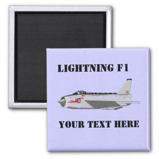 Lightning F1, Magnet