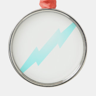 Lightning Flash Christmas Ornament