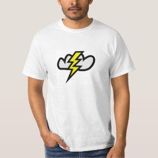 Lightning in Thunderstorm Cloud T-shirt