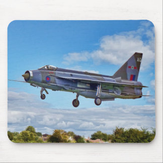Lightning Jet Mouse Mat