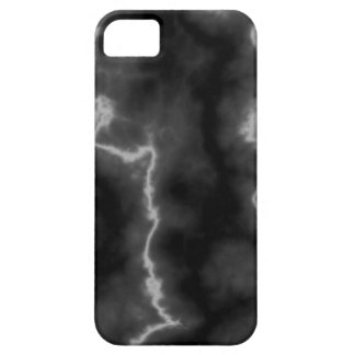 Lightning Marble Case For The iPhone 5