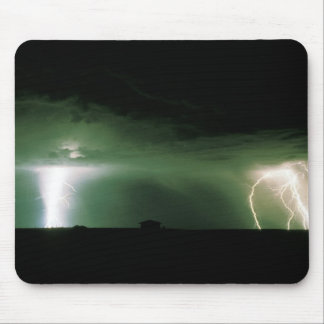 Lightning. Mouse Pad