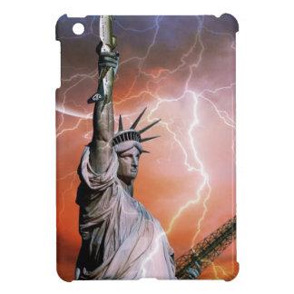 Lightning over Liberty iPad Mini Case