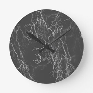 Lightning Round Clock