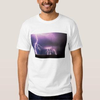Lightning. Shirt
