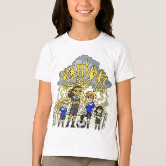 Lightning Soccer Team T-Shirt