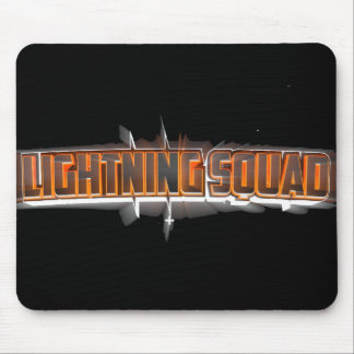 Lightning Squad mousepad