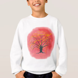 Lightning Storm Tree Sweatshirt