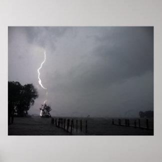 Lightning Strike - Fine Art Photography Prints