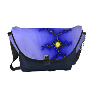 Lightning Strike Messenger Bag