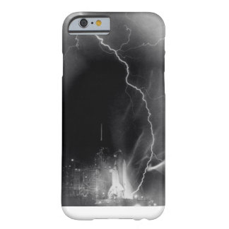 Lightning Strike on the Space Shuttle Barely There iPhone 6 Case