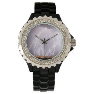 Lightning Time Wrist Watch