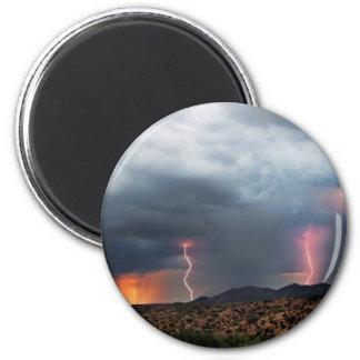 Lightning triple strike. magnet