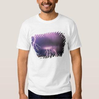 Lightning. Tshirts