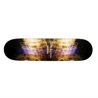 Lights and Music 2 Skateboard