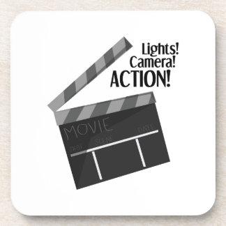 Lights Camera Action Coaster