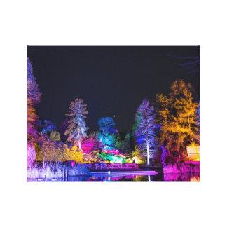 """Lights"" Canvas"