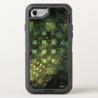 Lights in the City Abstract Art OtterBox Defender iPhone 7 Case