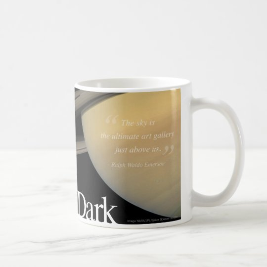 Lights in the Dark Mug v2
