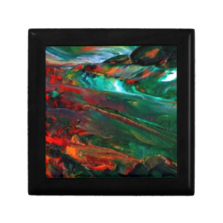 lights of the sea - cdcp08 cricketdiane small square gift box