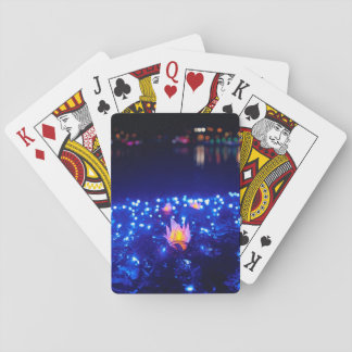Lights Playing Cards