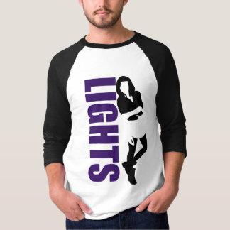 LIGHTS Raglan T-Shirt