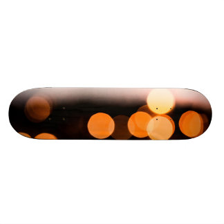 lights RK night 18.1 Cm Old School Skateboard Deck