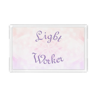 Lightworker Acrylic Tray