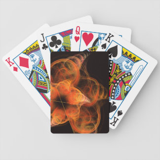 Lightworks Abstract Abstract Art Bicycle Poker Cards
