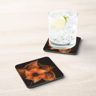 Lightworks Abstract Art Cork Coaster