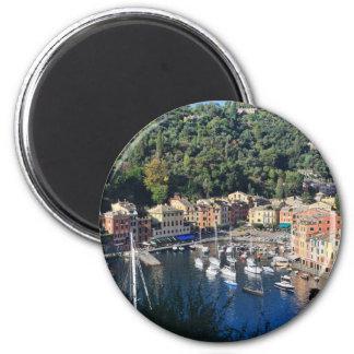 Liguria - Portofino Fridge Magnets