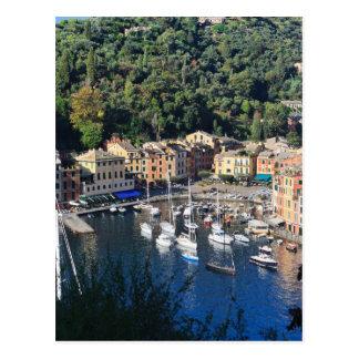 Liguria - Portofino Postcard