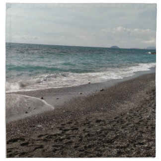 Ligurian Sea Napkin