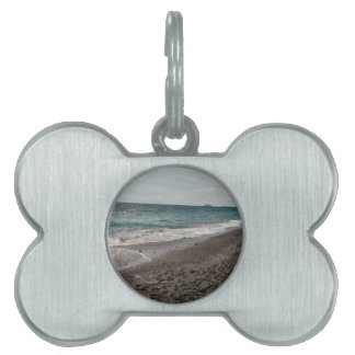 Ligurian Sea Pet Tag