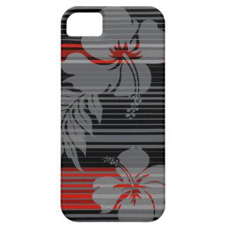 Lihue Hibiscus Stripe Hawaiian iPhone 5Cases iPhone 5 Case