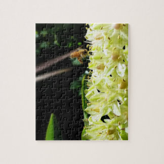 Like A Bee to Honey Jigsaw Puzzle