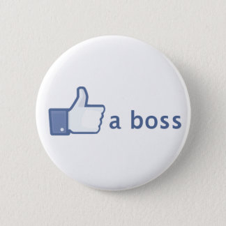 Like A Boss button