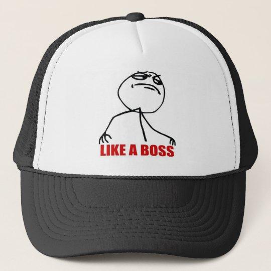 Like a boss cap