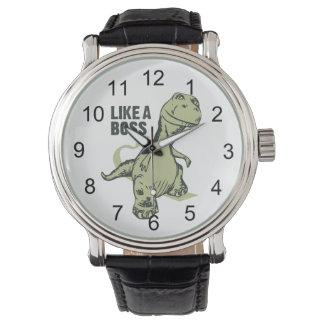 Like a Boss Dinosaur Watch