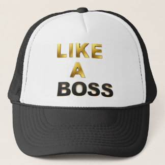 Like A Boss Hat