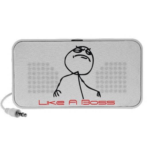 Like a Boss Mp3 Speaker