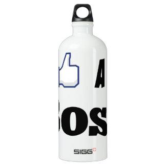 Like A Boss SIGG Traveller 1.0L Water Bottle