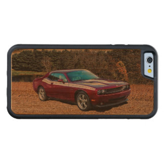 Like a Challenge? Carved® Cherry iPhone 6 Bumper Case
