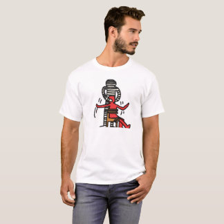 Like a Mummy DreamySupply White Mens T-Shirt