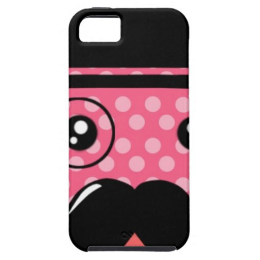 Like A Pink Sir iPhone 5 Covers