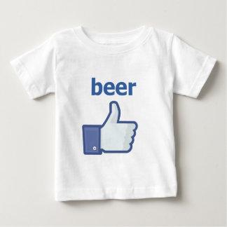 LIKE beer Baby T-Shirt