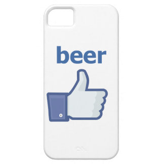 LIKE beer Barely There iPhone 5 Case