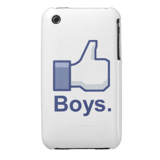 Like Boys iPhone 3 Case-Mate Case