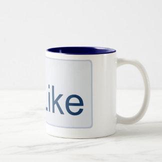 Like Button Mug